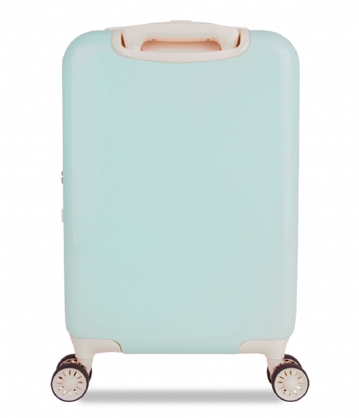 SUITSUIT Reiskoffer Suitcase Fabulous Fifties 20 inch Spinner luminous mint (12225)