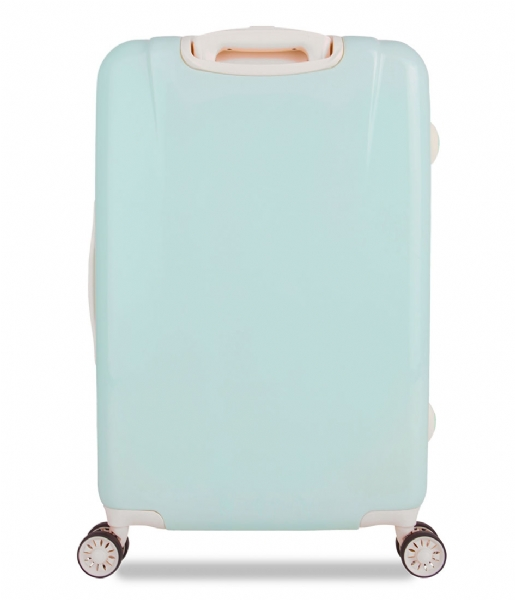 SUITSUIT Reiskoffer Suitcase Fabulous Fifties 24 inch Spinner luminous mint (12224)