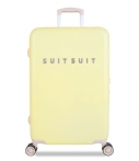 SUITSUIT-Koffers-Suitcase Fabulous Fifties 24 inch Spinner-Geel