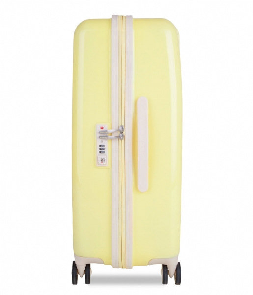SUITSUIT Reiskoffer Suitcase Fabulous Fifties 24 inch Spinner mango cream (12204)