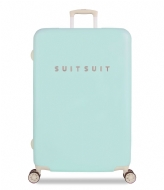 SUITSUIT Suitcase Fabulous Fifties 28 inch Spinner luminous mint (12228)