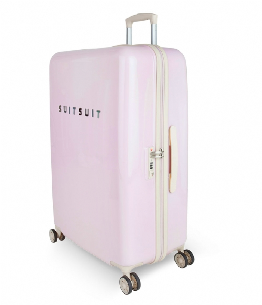 SUITSUIT Reiskoffer Suitcase Fabulous Fifties 28 inch Spinner pink dust (12218)
