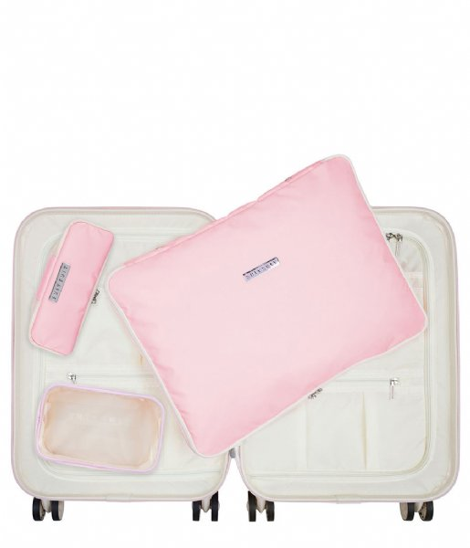 SUITSUIT Packing Cube Fifties Packing Cube Set 20 Inch pink dust (26831)