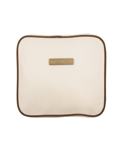 SUITSUIT Packing Cube Fab Seventies Packing Cube Set 24 inch antique white (AS-71211)