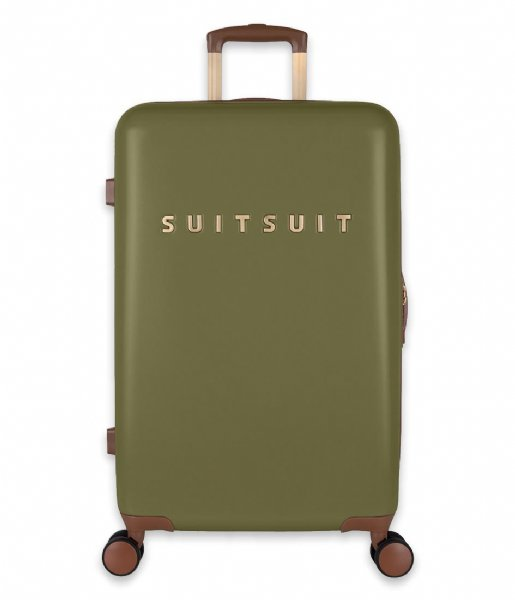 SUITSUIT Reiskoffer Fabulous Seventies 24 Inch Martini Olive (71514)