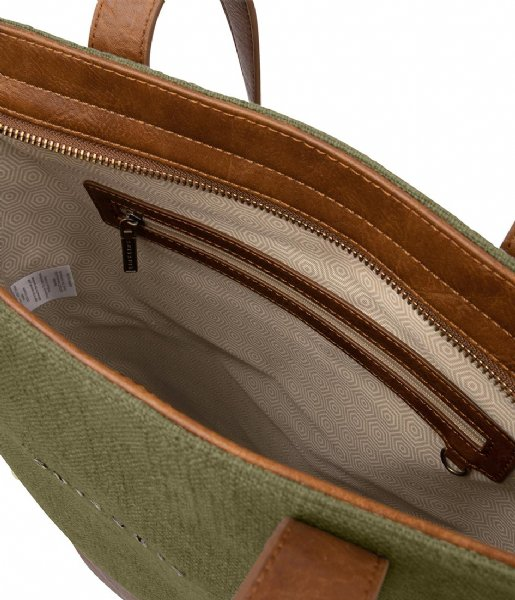 SUITSUIT Reiskoffer Fabulous Seventies Upright Bag Martini Olive (72011)
