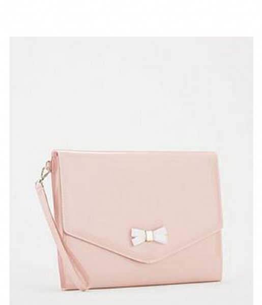 Ted Baker Clutch Canei dusky pink