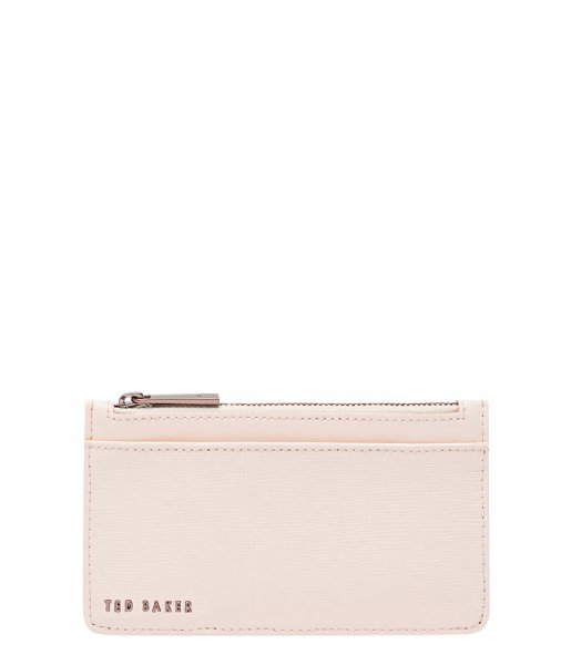 Ted Baker Pasjes portemonnee Kennet baby pink