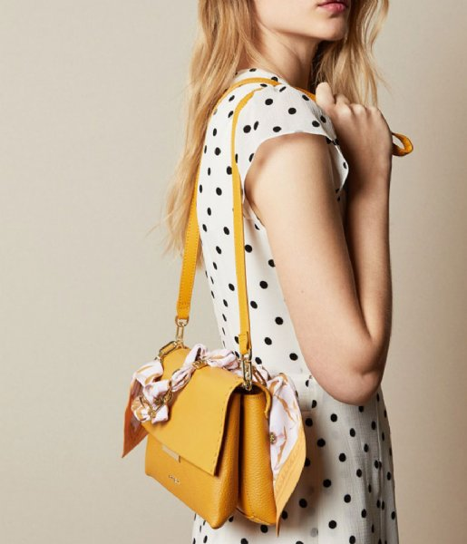 Ted Baker Crossbodytas Elsy yellow