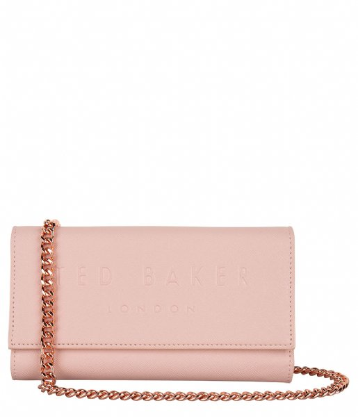 Ted Baker Clutch Telifi dusky pink