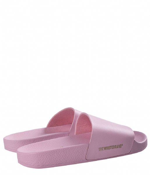 The White Brand Slippers Minimal pink
