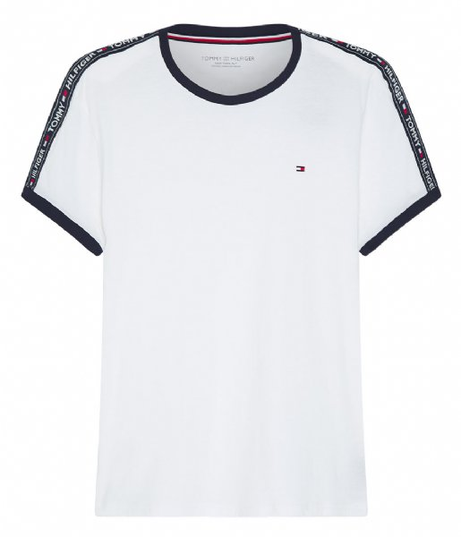 Tommy Hilfiger T-shirt RN TEE SS White (100)