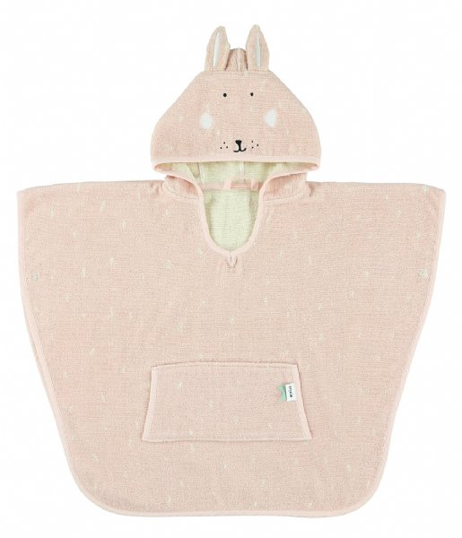 Trixie Regenjas Poncho - Mrs. Rabbit Pink