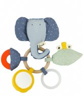 Trixie Activity Ring - Mrs. Elephant Multi