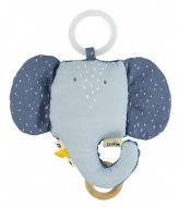 Trixie Music toy - Mrs. Elephant Blue