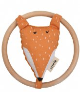 Trixie Rattle - Mr. Fox Orange