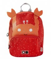 Trixie Backpack Mrs. Crab Rood