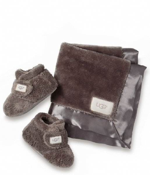 UGG Laarsjes Bixbee And Lovey Charcoal