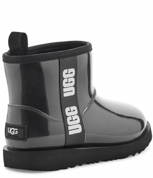 UGG Snowboot Classic Clear Mini II Black