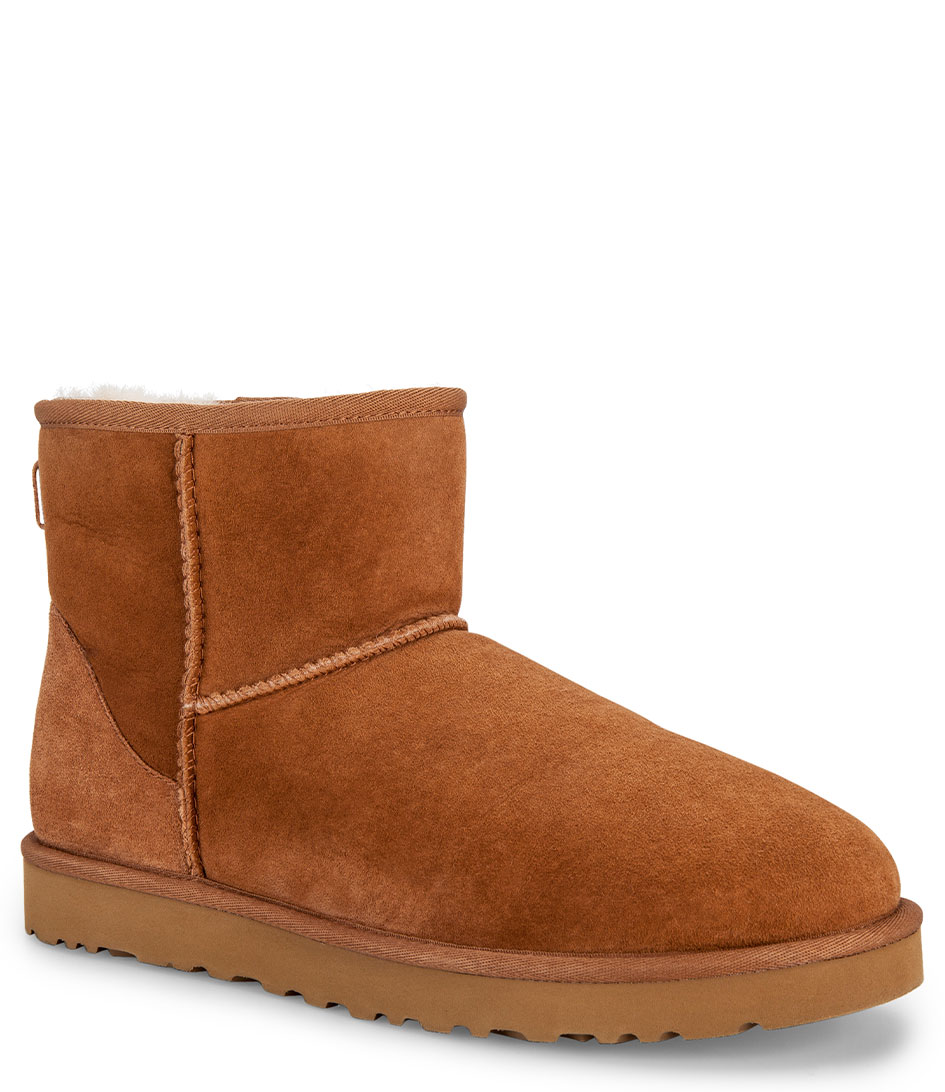 Women's Classic Mini Leather Boot
