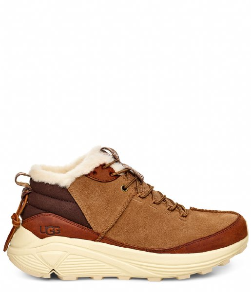 UGG Sneakers Miwo Trainer High  Chestnut