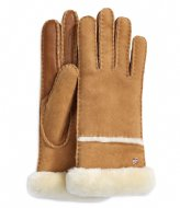 UGG Seamed Tech Glove Chestnut