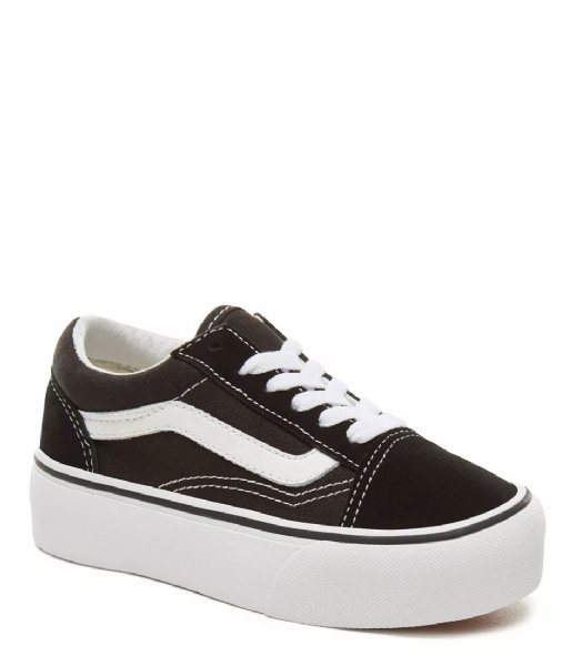 Vans Sneakers UY Old Skool Platform  Black True White