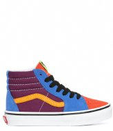 Vans SK8-Hi Mix & Match Red