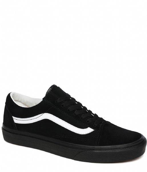 Vans Sneakers Old Skool Pig Suede Black black
