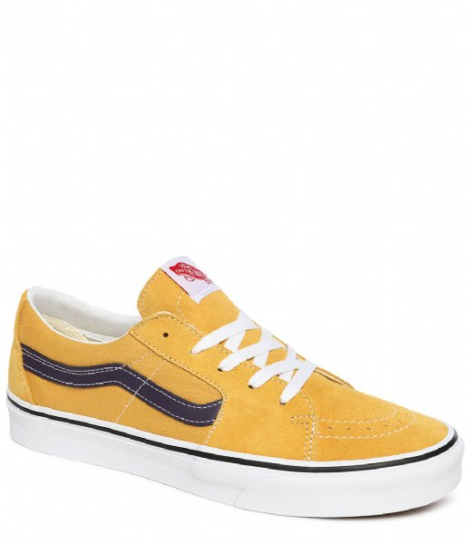 Vans Sneakers SK8-Low Honey gold purple velvet