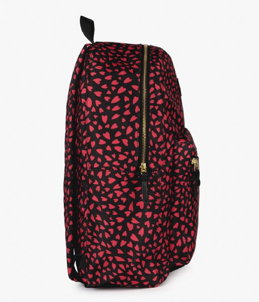 Wouf Dagrugzak Hearts Backpack Red