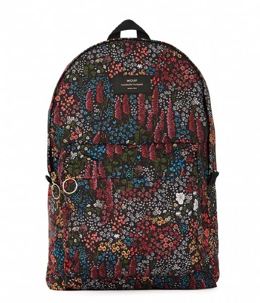 Wouf Dagrugzak Leila Recycled Backpack Pink