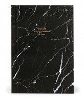 Wouf Black Marble A5 Black