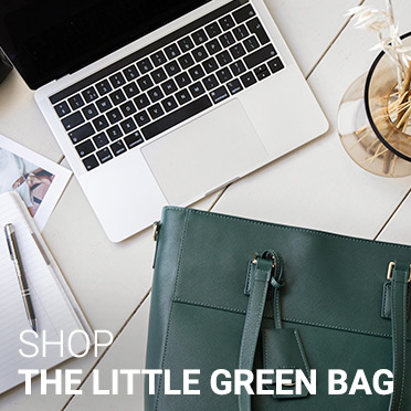Shop The Little Green Bag