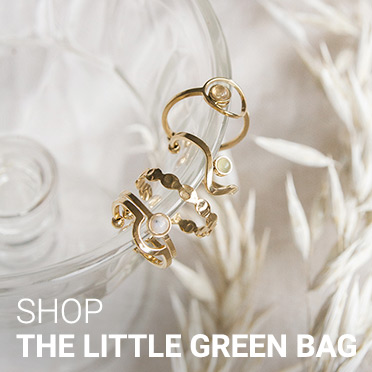 Shop Sieraden The Little Green Bag